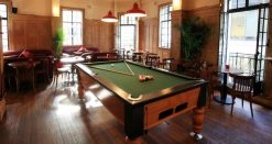 The-Grand-Hotel-Pool-Room-Table Bucks-Party-Ideas-Sydney