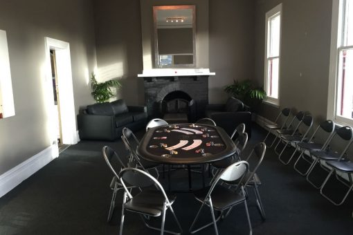 the-swan-hotel-poker-set-up bucks-party-ideas-melbourne