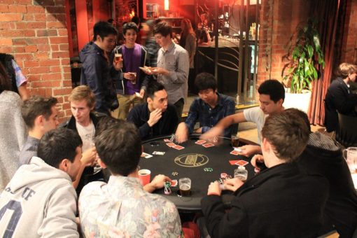 Poker Party Bucks Night Venues Melbourne