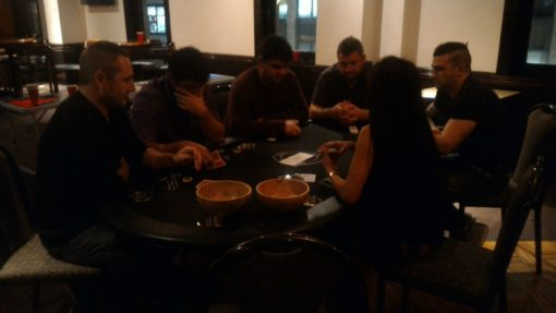 occidental-hotel-poker-snacks bucks-party-ideas-sydney