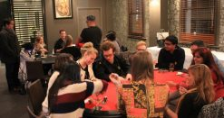 Christmas Parties with Poker Deluxe