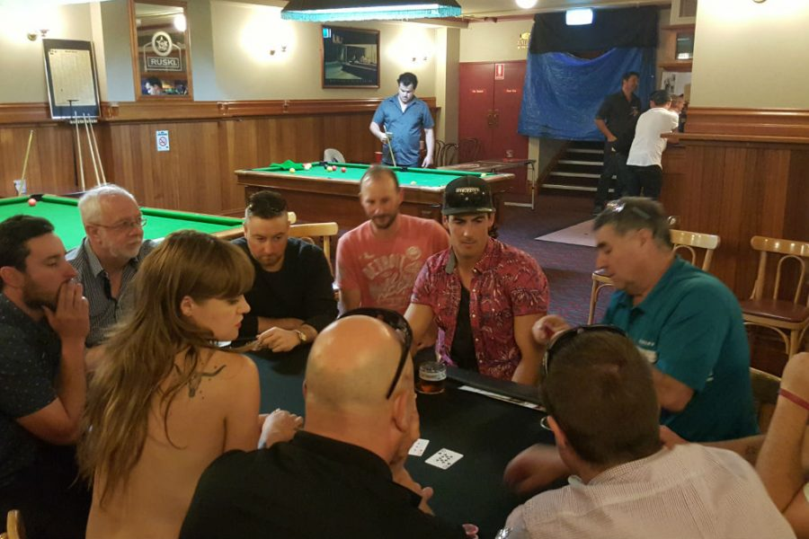 Pokerdeluxe Events - Bull and Bear Tavern