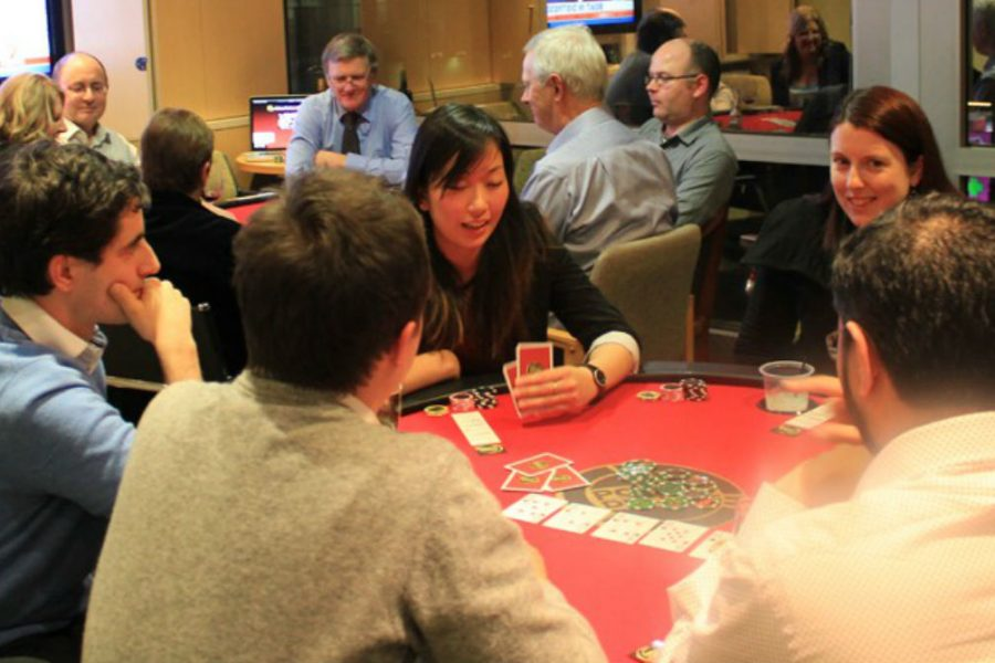 Aitken Partners Poker Night