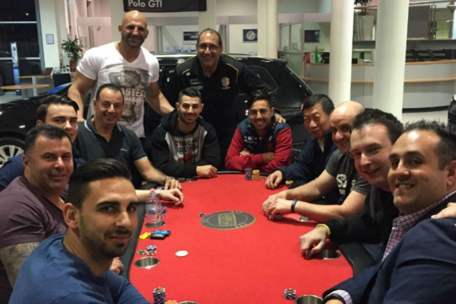 Bayford Group Poker Night