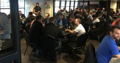 poker-afloat corporate-teambuilding-ideas