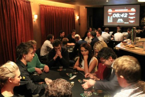 ICAP Poker Night