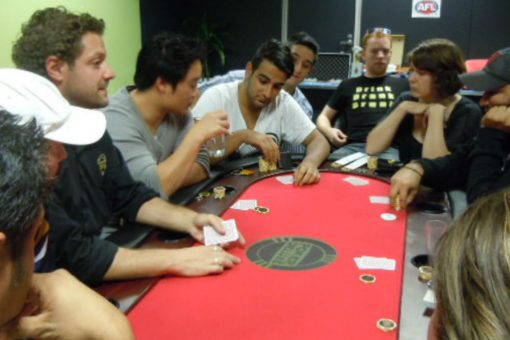 Insuranceline Poker Night
