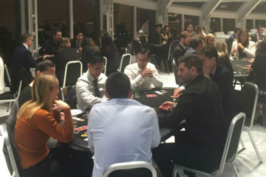 Jonesday Poker Night