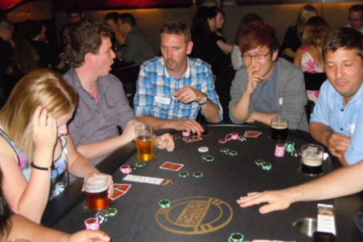Kogan Poker Night