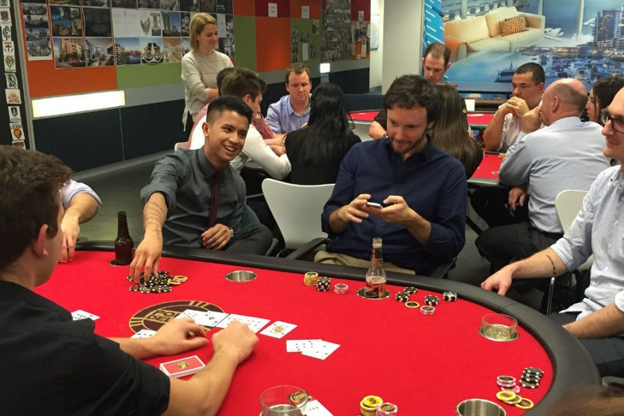 MAB Poker Night