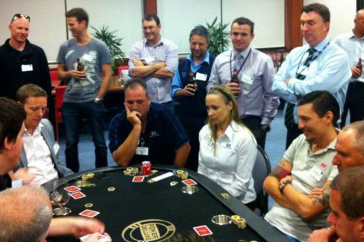 NHP Poker Night