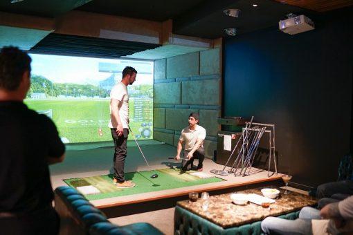 Golfzon PGA Professional 1 Bucks Party Ideas Melbourne