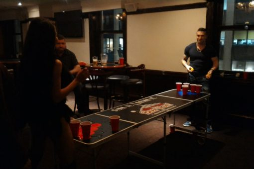 Occidental Hotel Beer Pong Bucks Party Ideas Sydney