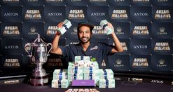 Fairy Tale Complete as Poker Amateur Takes Down Aussie Millions Main Event
