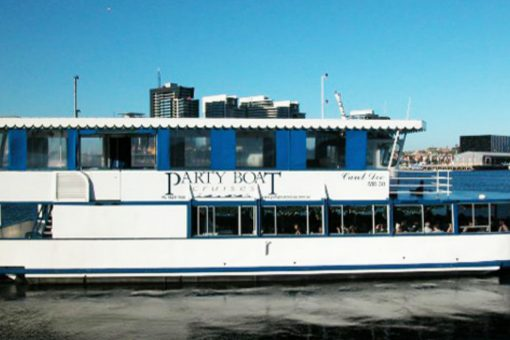 Pokerdeluxe venues - Party Boat Cruises (Carol Dee)