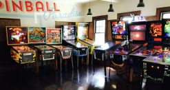 Pokerdeluxe venues - Pinball Paradise