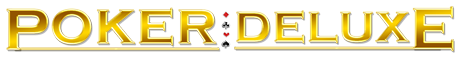 Poker Deluxe Logo