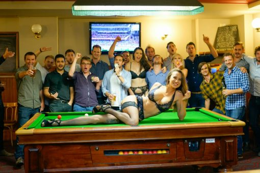 Pokerdeluxe Events - Bull and Bear Tavern Dans