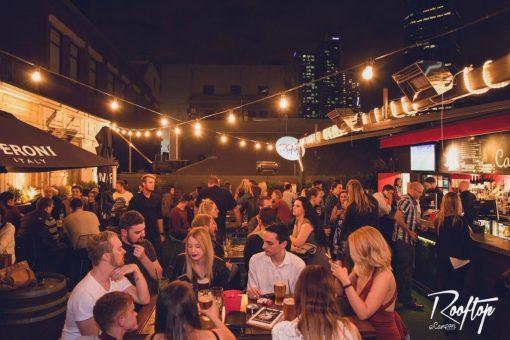 Campari House 2 Bucks Party Venues Melbourne