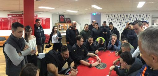 Soccer Referees Social Club 16 Fundraising Ideas Melbourne