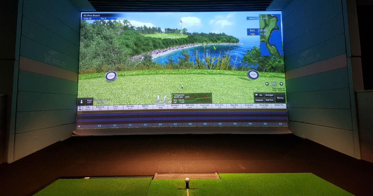 Pokerdeluxe venues - X Golf Macarthur