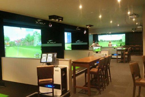 X Golf Malvern Simulators Bucks Party Venues Melbourne