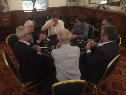 Tattersalls Club Playing Poker 4 Unique Fundraising Ideas Brisbane