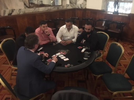 Tattersalls Club Playing Poker 5 Unique Fundraising Ideas Brisbane