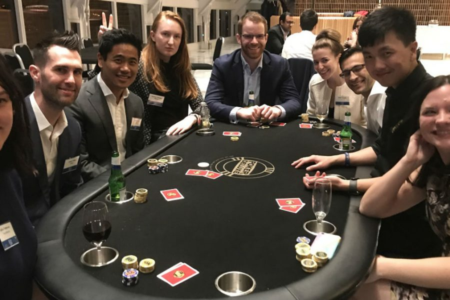 Young Professionals Sydney Poker Night