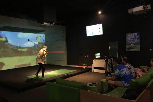 X Golf Malvern 2 Bucks Party Venues