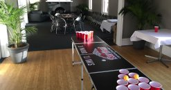 Bucks Party Ideas Melbourne The Swan Hotel Beer Pong