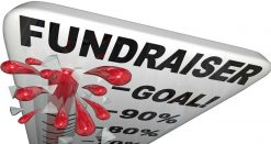 thermometer fundraising ideas